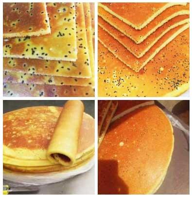 红豆烤饼培训