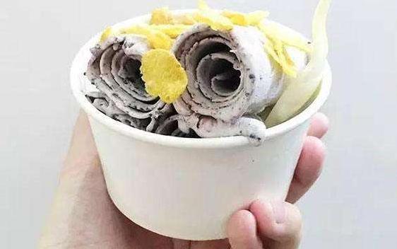 炒冰激凌卷培训(炒冰淇淋卷培训)